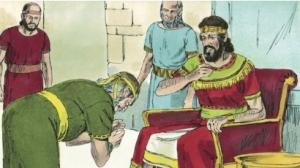 Gods promise to David