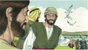 Jesus and the 5000