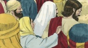 Hem of His garment