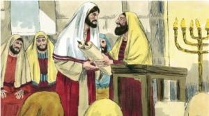 Jesus in Nazereth
