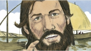 Jesus tells a parable