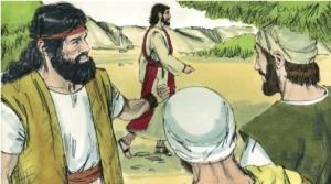 John meets Jesus