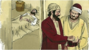 Samaritan pays hotellier
