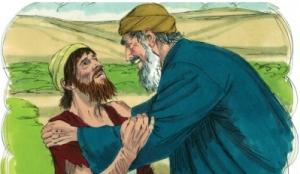 Asks forgiveness