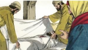 Jesus burial